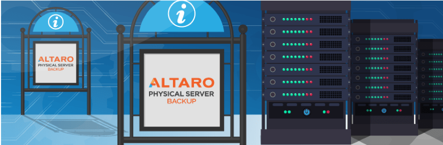 Altaro Backup para Physical Server