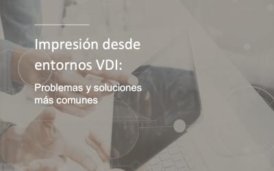 Impresión en entornos VDI